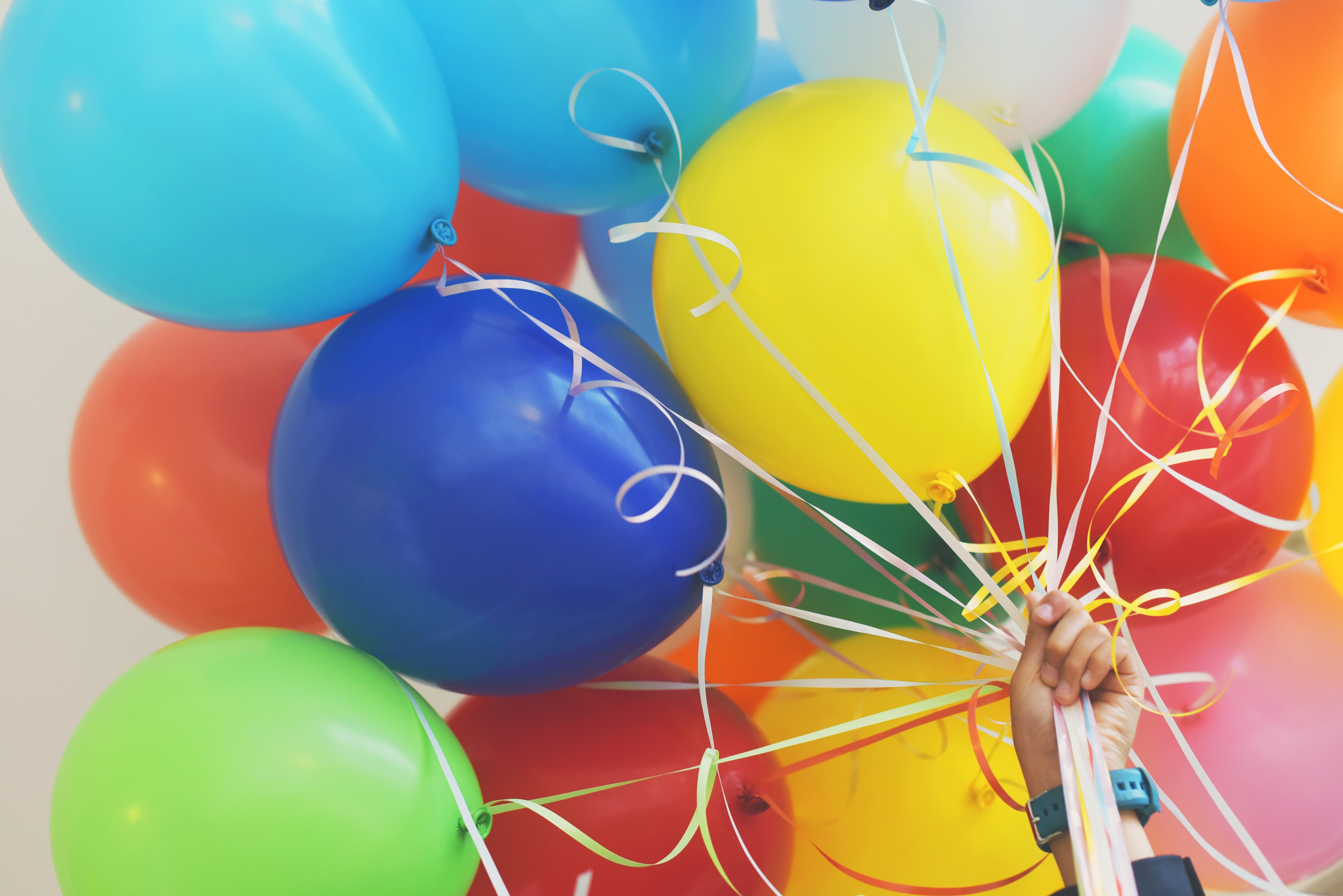 как правильно хранить воздушные шары