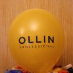 OLLIN желтый шар