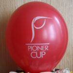 красный шар Pioner CUP