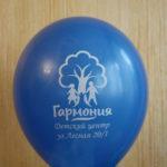 голубой шарик детского центра Гармония