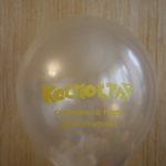 шарик с логотипом семейного парка развлечений