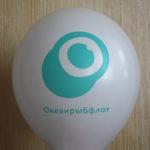 белый шарик Океанрыбфлот