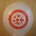 шар Камчатский дворец молодежи