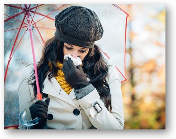 воздушные шары - профилактика простуды
